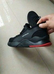 Ninja Sneakers™ photo review