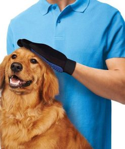 1 Pc Pet Deshedding Glove
