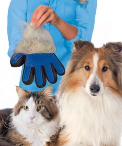 1 Pc Pet Deshedding Glove