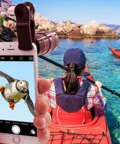 HD360x - 8x zoom lens for your phone