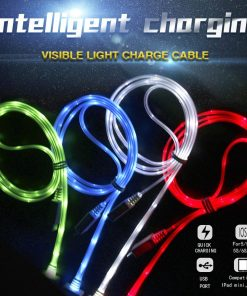 LED Charging Cable for iPhone 5/6/7