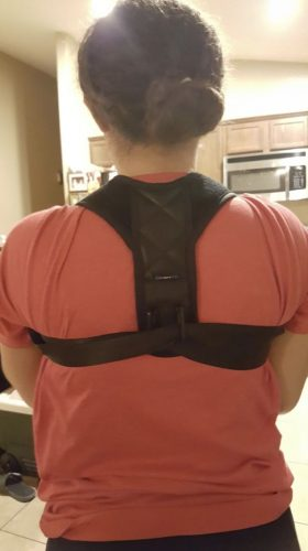 UpBack™ Posture Corrector Back Body Wellness Brace For Men & Women photo review
