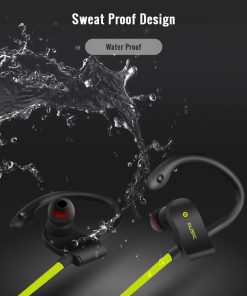 Bluetooth Wireless Sweatproof Sports Headphones